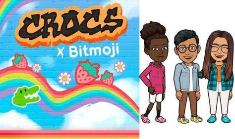 Crocs launch new Bitmoji collaboration – plus shop 40 percent off shoes