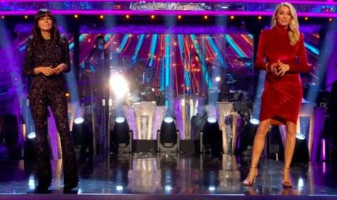 Strictly Come Dancing: 'Stunning' Tess and 'fire' Claudia impressed viewers with their out