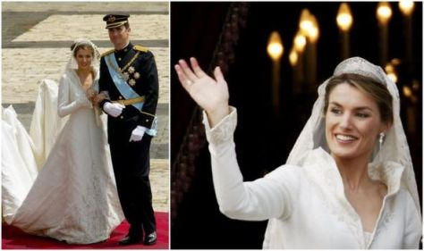 Most expensive royal wedding dress cost £6million – pricier than Princess Diana and Kate's