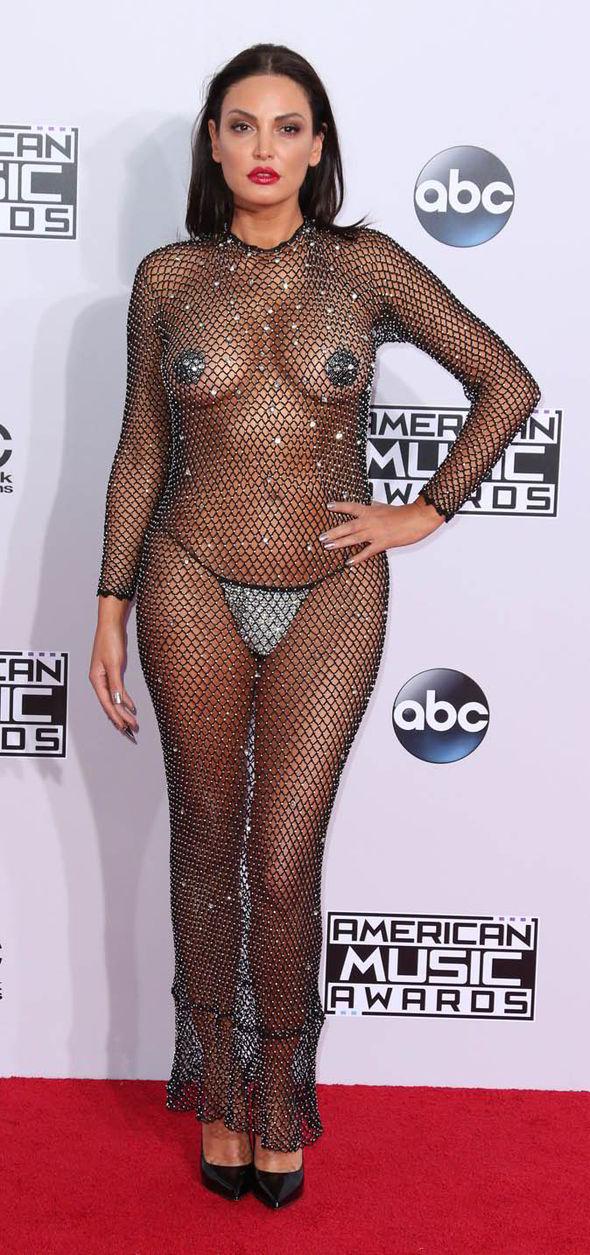 Celebrities In Fishnet Bleona Qereti Rihanna Kate Moss