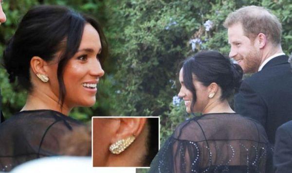 Meghan Markle wears £5 earrings from London market to Misha Nonoo wedding