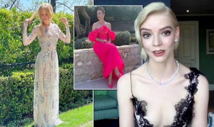 SAG Awards best dressed: Nicole Kidman among stars at 2021 Screen Actors Guild Awards