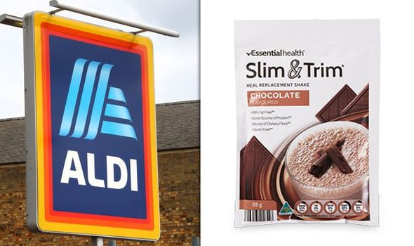 slim protein shake