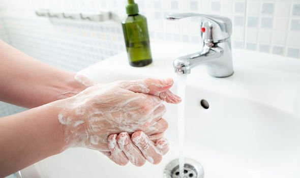 Washing your hands for 20 seconds is vital
