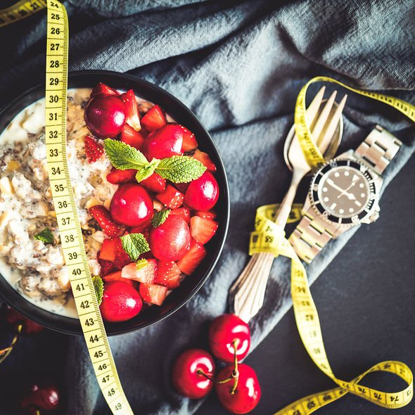 Weight loss: Diet plan healthy foods results