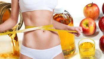 Apple cider vinegar weight loss drinks