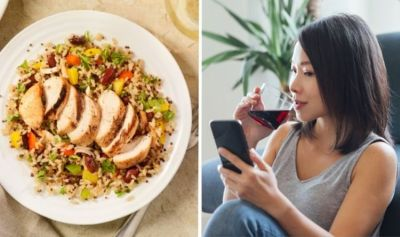 Weight loss: Your favourite foods & alcohol can still be enjoyed 'as part of healthy diet'