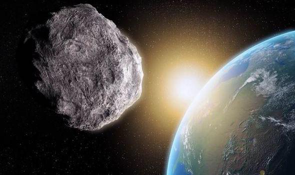 Near-Pământ asteroid