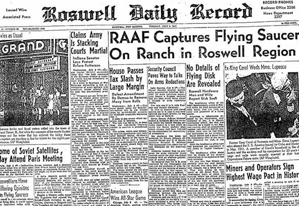 ROSWELL paper