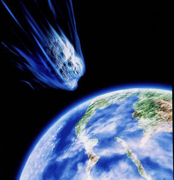 Asteroidul ar putea veni foarte aproape de a crashing în pământ