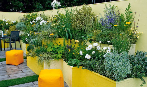 Alan Titchmarsh's Tips For A Small Garden