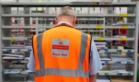 Does Royal Mail deliver on Saturday?