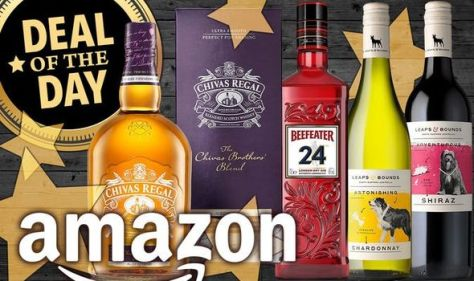 Amazon alcohol sale: Save up to 35% on whisky, vodka, gin, and wine