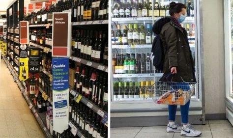 Tesco could make major change to alcohol aisle to prevent thefts: 'Extreme but effective'