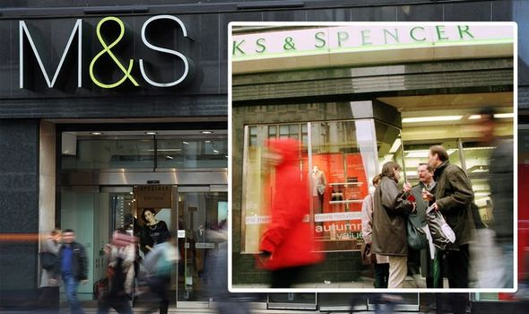 Marks and Spencer came under fire