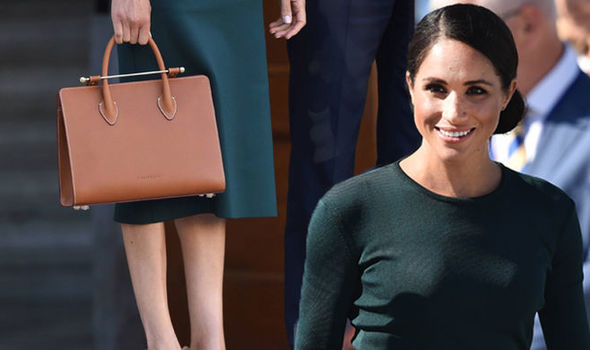 Meghan Markle fashion blunder Ireland