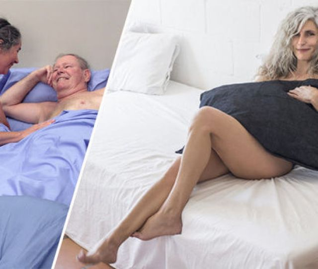 Older People Having Sex