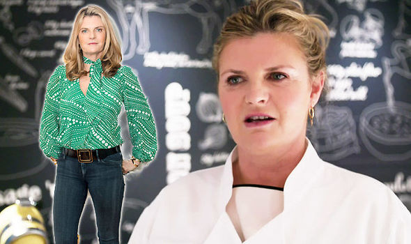 Susannah Constantine weight loss pictures: She weighs less than Trinny Woodall