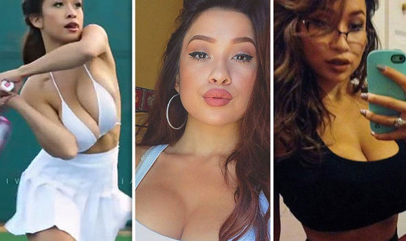 Her Busty Tennis Video Went Viral But Who Is Elizabeth
