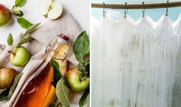 apple cider vinegar cleaning hacks 10