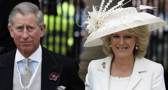 Charles and Camilla are wed in a civil ceremony