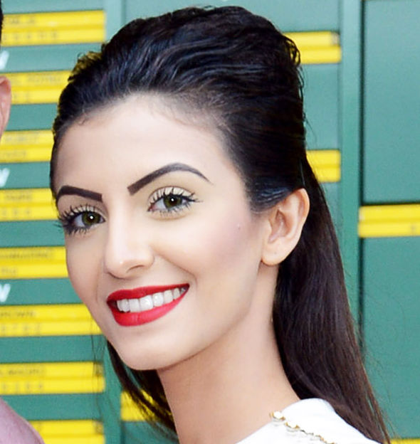 Has Amir Khans Wife Faryal Makhdoom Had