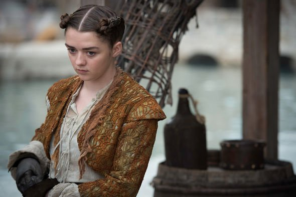 Maisie Williams net worth: Arya Stark actor in Game of Thrones pictures