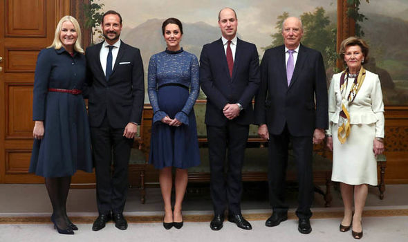 Norway Royal Family In Pictures King Harald V Queen