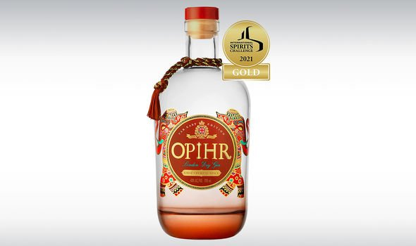 Opihr London Dry Spiced Gin