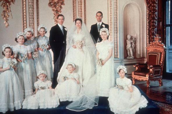 Princess Margaret and Antony Armstrong-Jones
