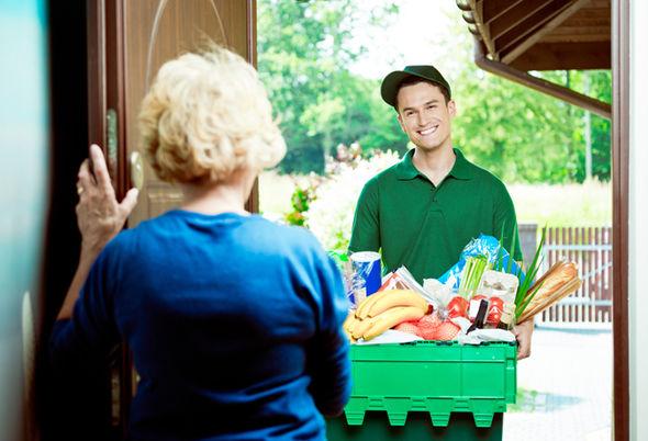 Doorstep Online Grocery Store