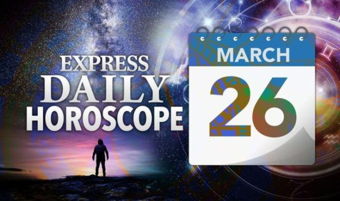 Daily horoscope for March 26: Your star sign reading, astrology and zodiac today