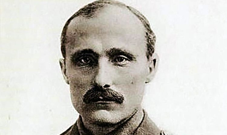 WW1 brigadier single-handedly held up Germans for 2 hours so troops could withdraw