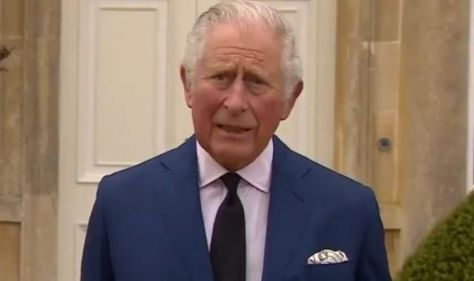 Prince Charles 'struggles to suppress grief' over Prince Philip's death in video - expert