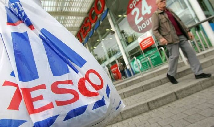 Tesco plots new online shopping focusas customer habits change and 15,000 stores close