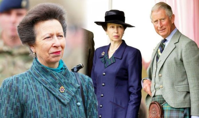 Princess Anne and Charles body language shows 'closer' relationship 'prompted by need'