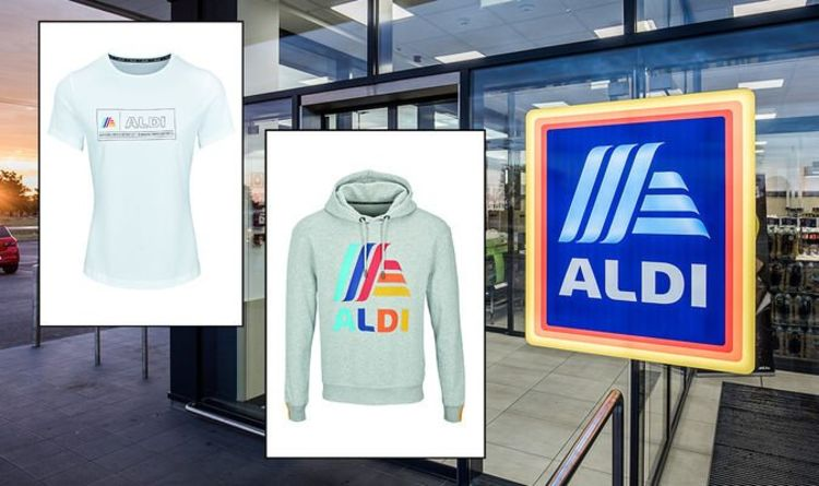 Aldi shoppers 'confused' as supermarket launches first ever clothing line - 'how strange'