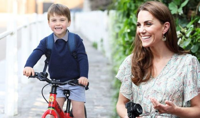 Kate Middleton takes own photos of children to 'protect privacy' and give them 'freedom'