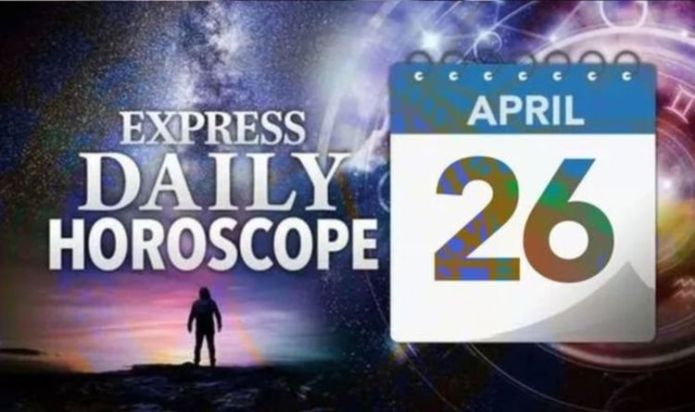 Daily horoscope for April 26: Your star sign reading, astrology and zodiac forecast