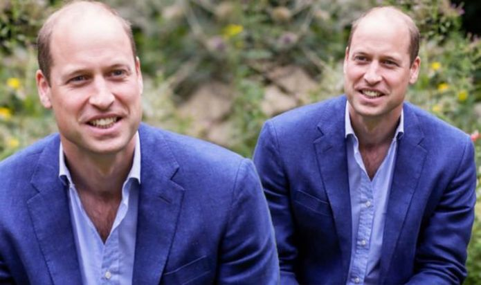 Prince William's body language 'confident and surprisingly sexy' in new birthday snap