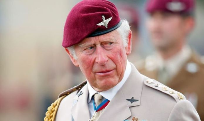 Prince Charles body language: Future king 'humbled' at historic military outing - pictures