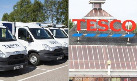 'Be patient': Tesco issues plea for customers using home delivery as shopping rules change