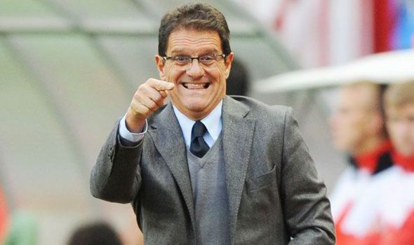 Image result for Fabio Capello