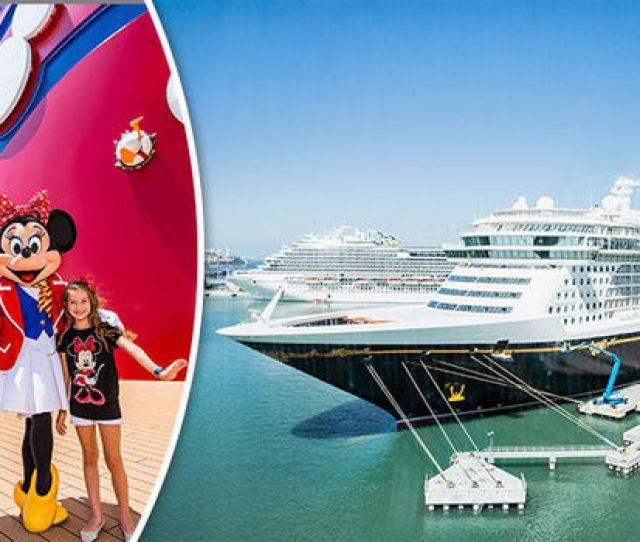 Cruise News Disney Cruise Line New Ship