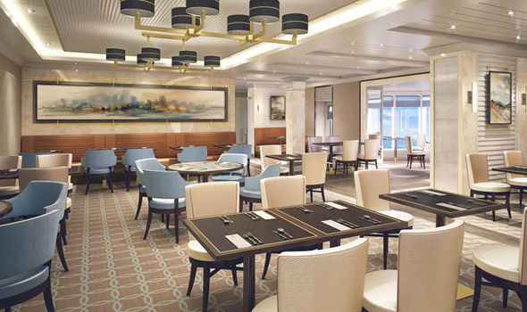 Cruise Ship Interior Design Trends 2017 Forbo Flooring Transport