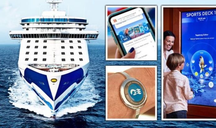 Princess Cruises UK sailings boosted by 'luxurious' hands-free service - no more queues