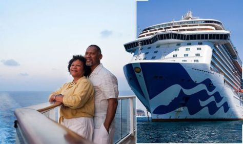 Cruise vaccine rules could end 'after summer' says Princess Cruises boss