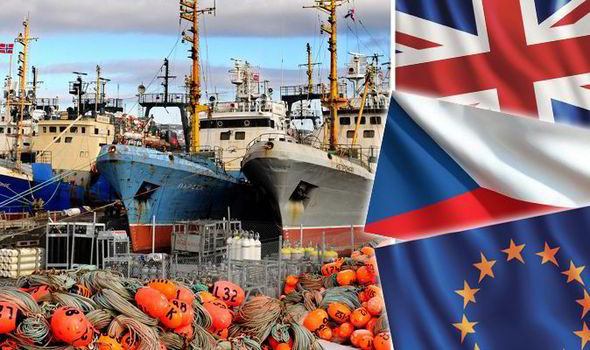 Gone Fishin' – the EU has awarded fishing industry with a £2.5bn fund from British taxpayers