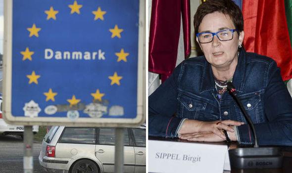 German MEP Birgit Sippel