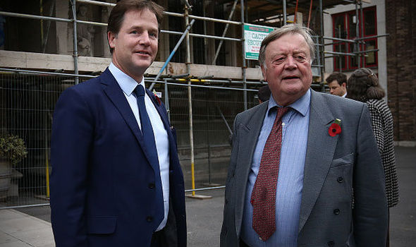 Ken Clarke like Nick Clegg cannot see past the 'single market'